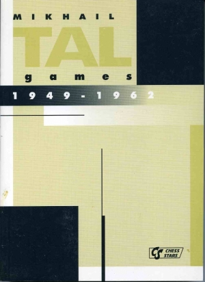 Michael Tal. All parties. Set in 4 volumes. Mikhail Tal. Games.