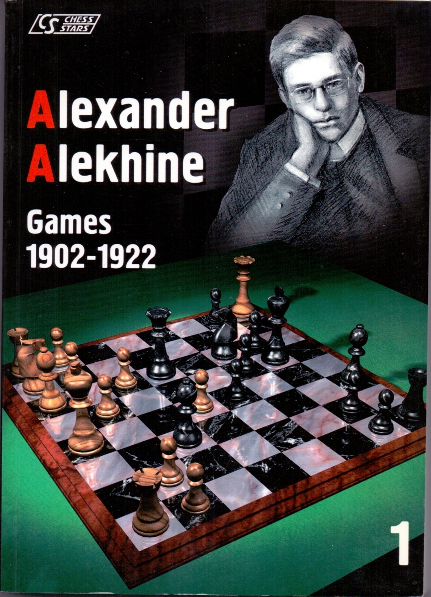 Alexander Alekhin  All parties  Set in 3 volumes  Alexander Alekhine  Games