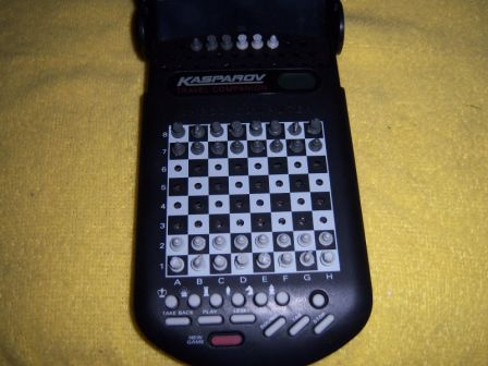 Kasparov Travell - portable - chess computer